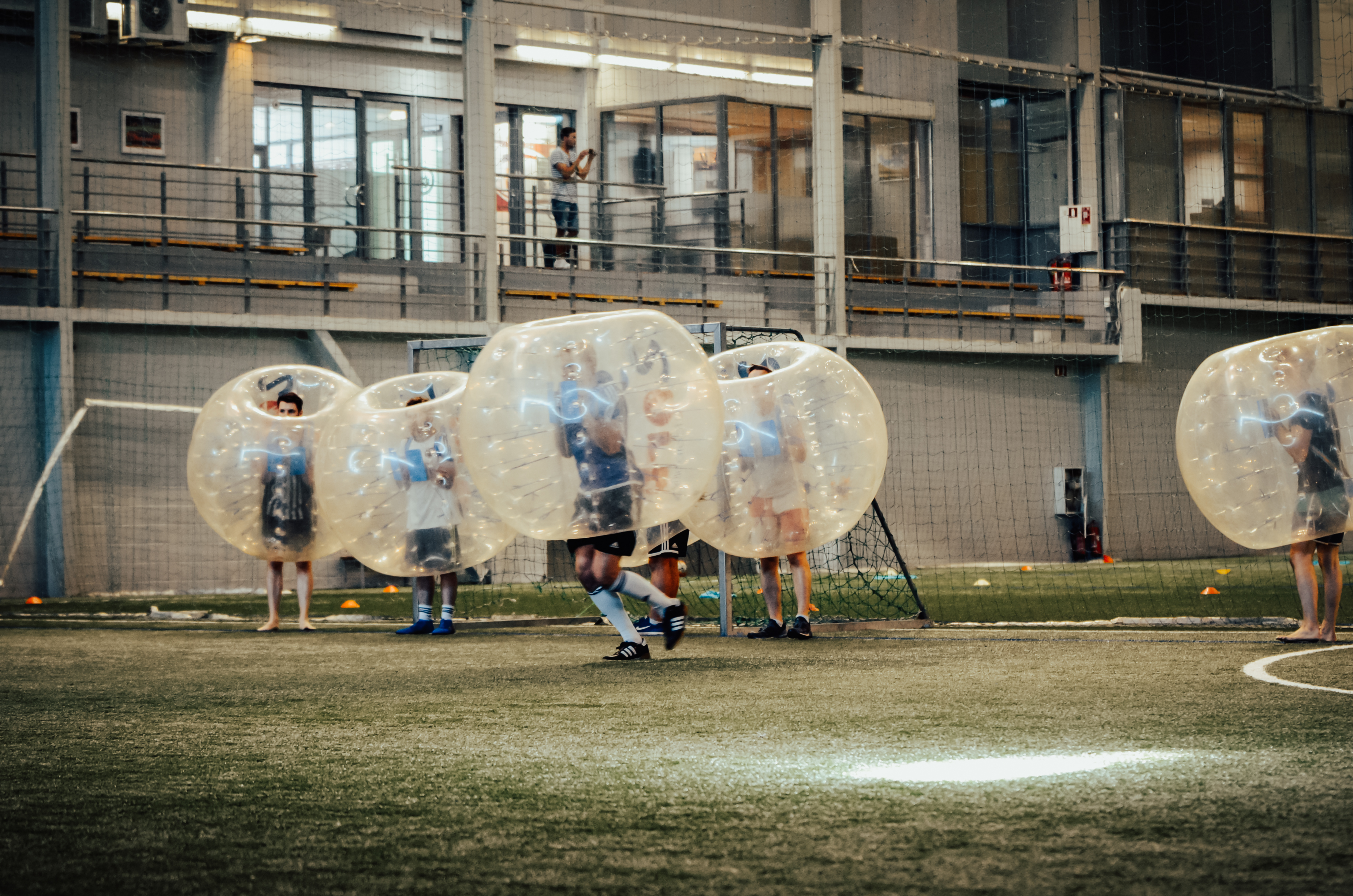 Zorb/Bubble Football