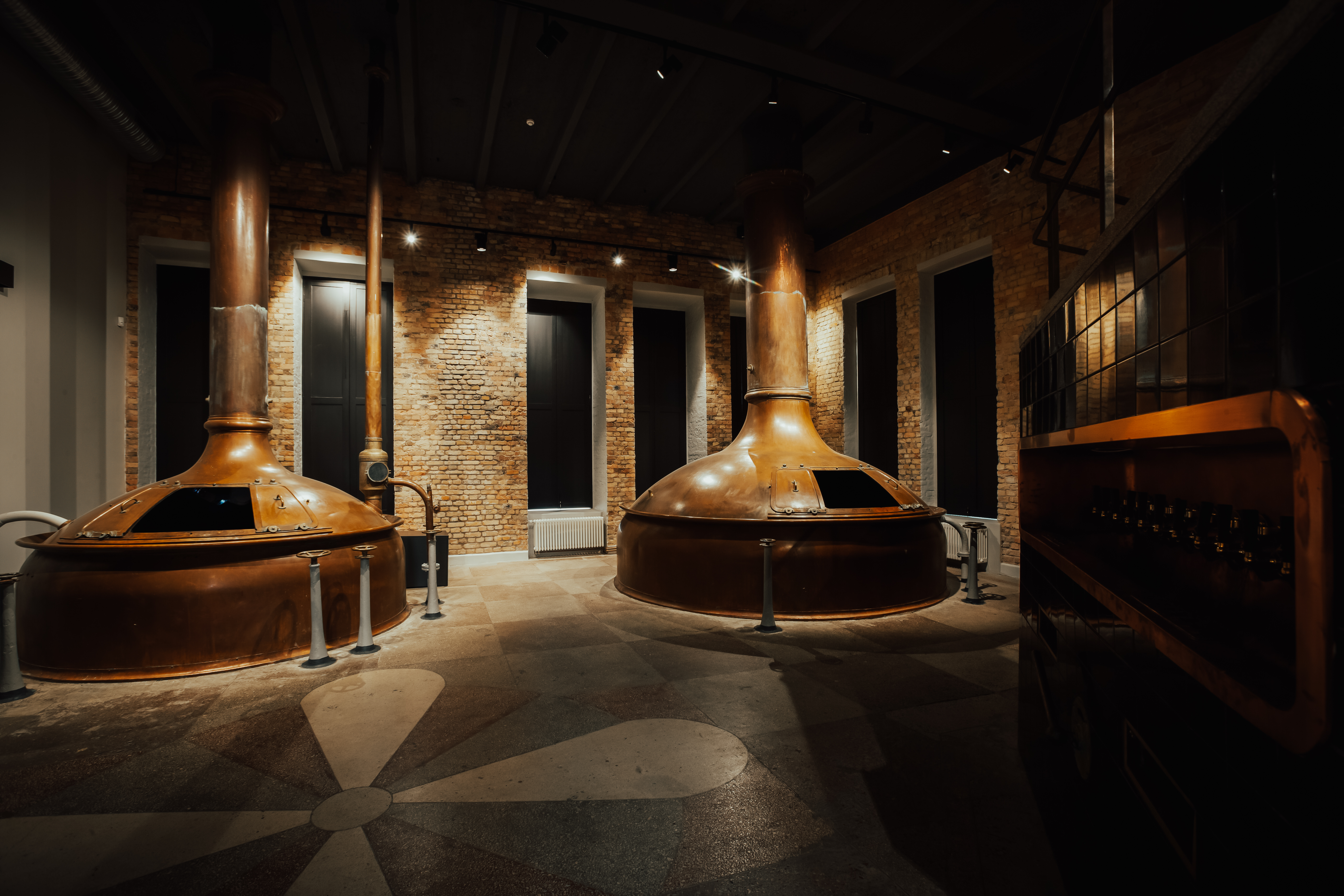 Beer Brewery Tour